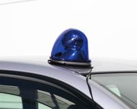LED車載用青色回転灯
